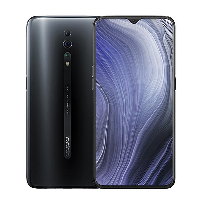 【皮套保貼組】OPPO Reno Z 8G/128G(黑)(4G)