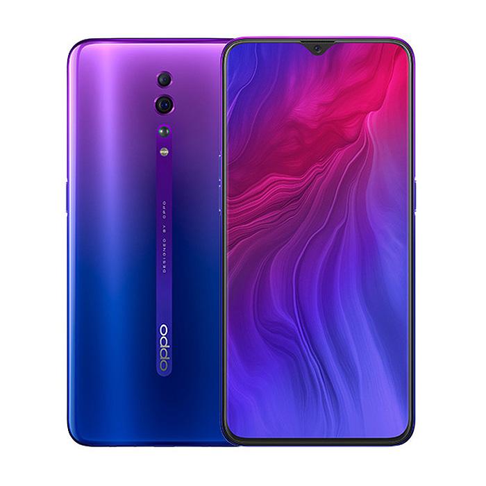 【皮套保貼組】OPPO Reno Z 8G/128G(紫)(4G)