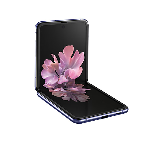 【多重好禮】三星Samsung Galaxy Z Flip 8G/256G (頑美紫)(4G)折疊螢幕手機