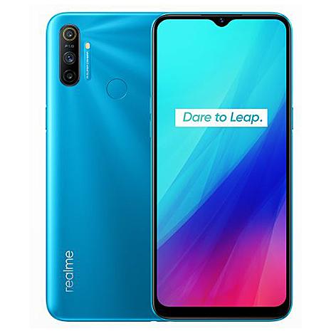 realme C3 3G/64G(藍)(4G)三鏡頭遊戲怪獸手機