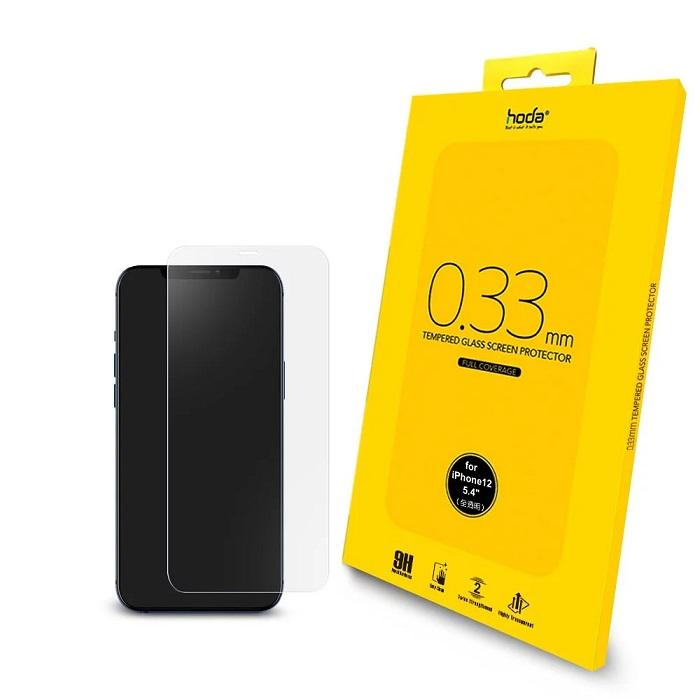 hoda iPhone 12 mini 滿版玻璃保護貼(活動)
