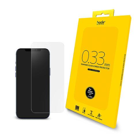 hoda iPhone 12/12 Pro 滿版玻璃保護貼