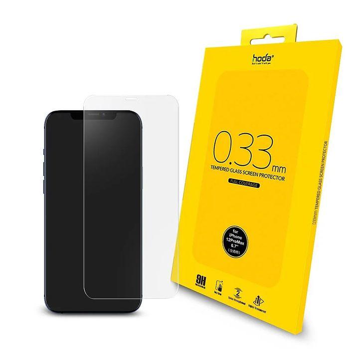 hoda iPhone 12 Pro Max 滿版玻璃保護貼