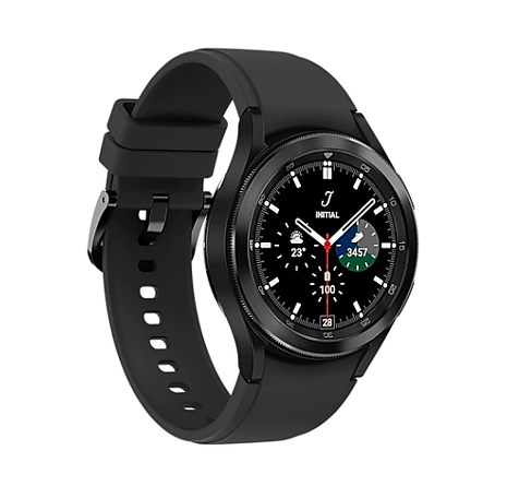 【快速出貨】Samsung Galaxy Watch 4 Classic 藍牙版 46mm Black 幻影黑