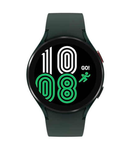 Samsung Galaxy Watch 4 LTE版 44mm Green 冷杉綠