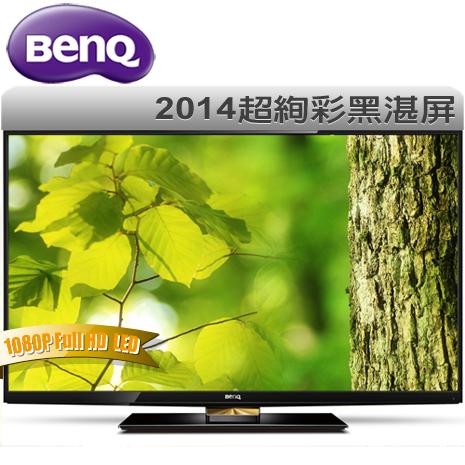 BenQ 65吋Full HD LED液晶顯示器+視訊盒(65RW6600)*送7-11禮券800元
