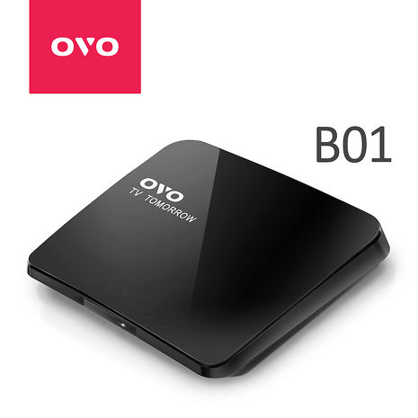 OVO TV TOMORROW 4K Android電視盒(OVO-B01)