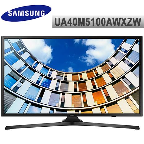 【特賣】Samsung三星 40吋FHD LED液晶電視(UA40M5100AWXZW)