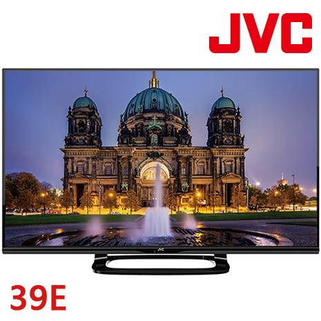 JVC 39吋 LED液晶顯示器+視訊盒(39E)*送16G隨身碟