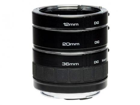 Kenko Teleplus Extension Tube Set DG 接寫環N-AF for Nikon