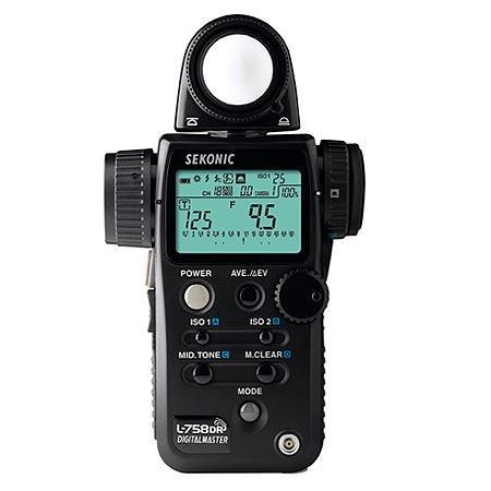 Sekonic L-758DR 測光表 正成公司貨