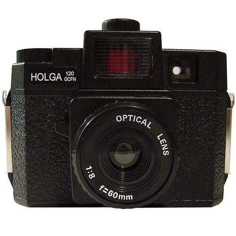 HOLGA 120GCFN LOMO底片相機