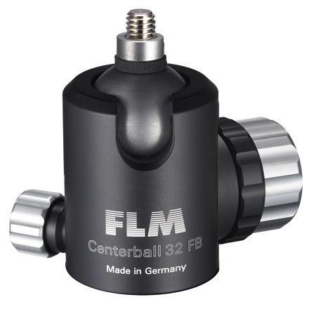 FLM CB-32F 球型雲台 含平板 德國頂級工藝品 超強穩定性