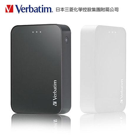 Verbatim 行動電源10400mAh(買再送小物收納包與充電傳輸線)
