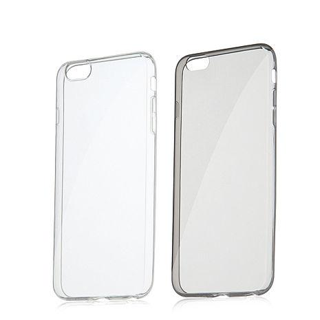C16 iPhone 6s plus/6 Plus透明矽膠保護殼