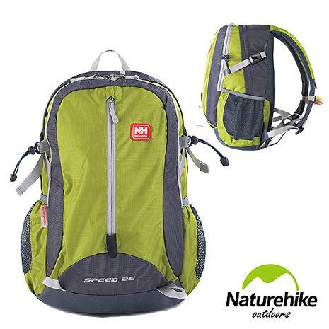 Naturehike 25L 輕量透氣減壓後背包 騎行包 (綠色)