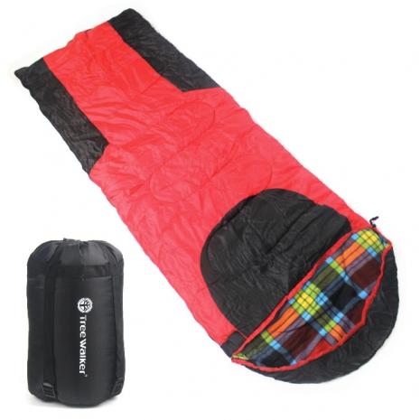 TreeWalker 舒適法蘭絨睡袋