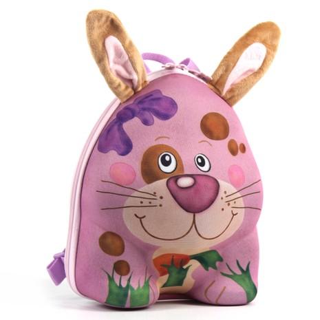 德國okiedog 兒童3D動物造型後背包 兔子