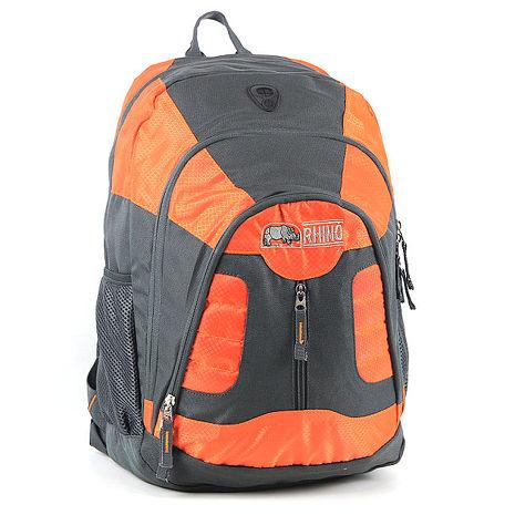 犀牛RHINO Lad Plus 休閒背包(30公升)橘