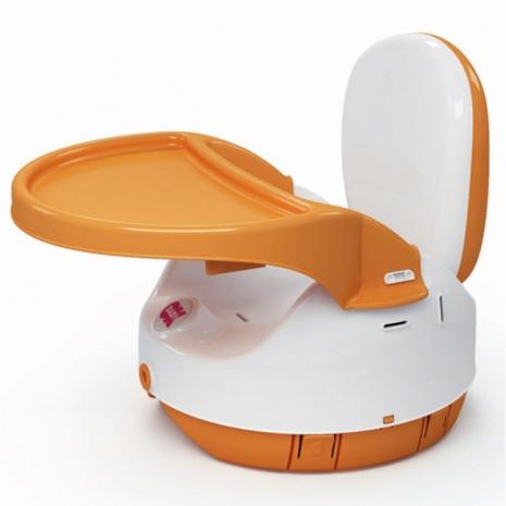 OKBABY Artu寶寶餐椅 (橘/灰 隨機出貨)