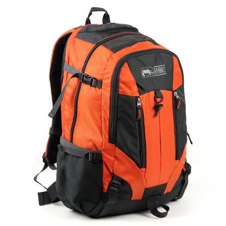 【RHINO 犀牛】Data Plus 38公升背包-橘