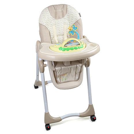 mamalove 升降式音樂餐椅(可收折)