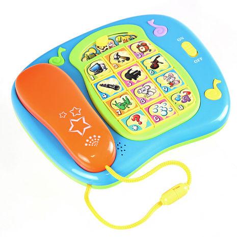 音樂益智學習電話