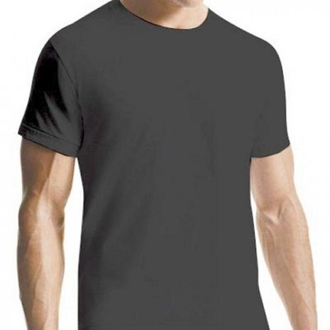 【CK】2012男加大尺碼圓領T恤黑色內衣2件組(預購)2XL