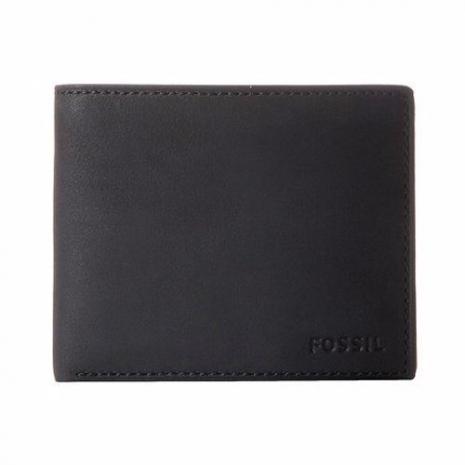 【Fossil】2014男經典品味Nova黑色皮夾★預購-服飾‧鞋包‧內著‧手錶-myfone購物
