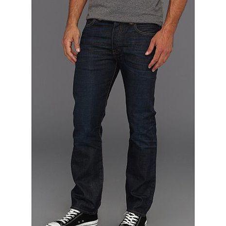 【Levi's】501經典鈕扣低腰合身藍道色牛仔褲★預購