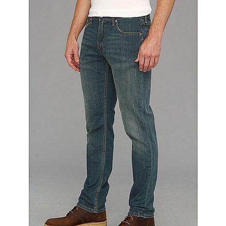 【Levi's】511 Pump 藍色修身合體斜紋褲★預購33