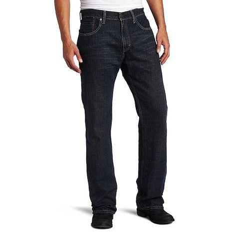 【Levi's】559經典寬鬆直腿魅力農場藍牛仔褲★預購29