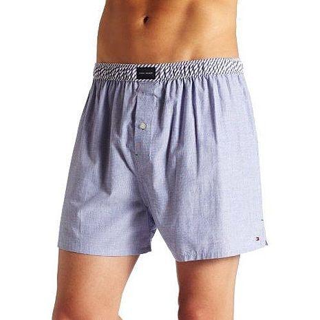 【Tommy Hilfiger】2015男時尚鈕扣款淡藍色平口內著★預購-服飾‧鞋包‧內著‧手錶-myfone購物