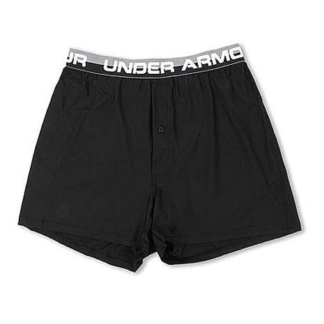 Under Armour 2015男極致舒適黑色四角內褲★預購