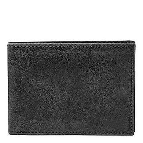 【Fossil】2016男經典仿舊Anderson黑色皮夾★預購-服飾‧鞋包‧內著‧手錶-myfone購物