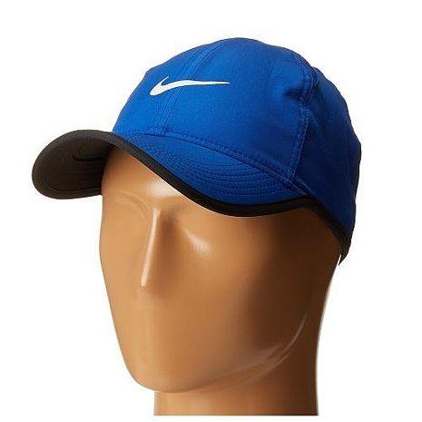 【Nike】2016男時尚Featherlight輕柔藍色帽子★預購