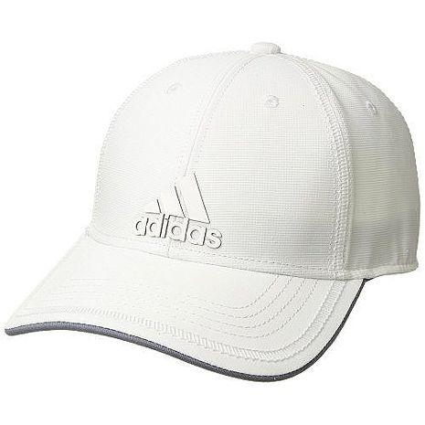 Adidas 2018男時尚Contract舒適休閒風格白色帽子★預購