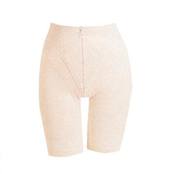 【華歌爾】雙層襠布機能束褲(90-98號/淺嫩膚) 90