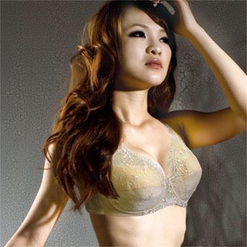 【華歌爾】挺舒服胸罩 提拉包覆款 D-F罩杯D75