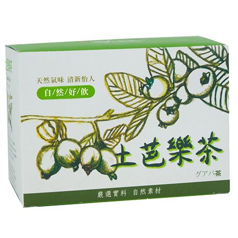 金彩堂  土芭樂茶 15包/盒 (五盒)