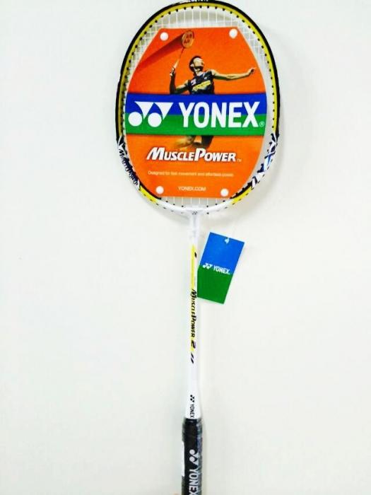 YONEX MP 羽球拍 (黃)