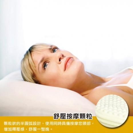 NINO1881高支撐科技工學乳膠枕-2入組
