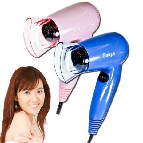 【風雅】折疊雙電壓吹風機(ZY-H0388)-家電.影音-myfone購物