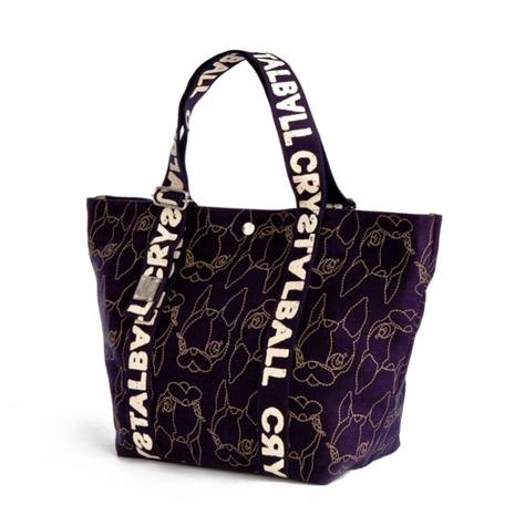 【CRYSTAL BALL】COLORFUL和平包(寶石藍_L號)-服飾‧鞋包‧內著‧手錶-myfone購物