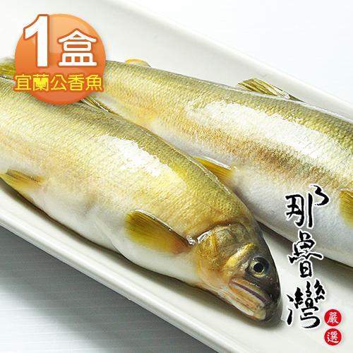 ~那魯灣~宜蘭特選香魚 1盒^(10尾1公斤盒^).
