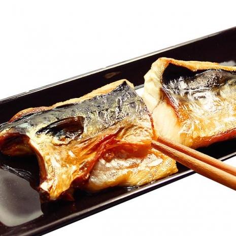 【幸福小胖】挪威薄鹽鯖魚片 10包(210g/包)