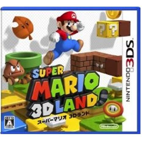 3DS 超級瑪利歐 超級瑪莉歐 3D 樂園 Super Mario 3D Land 日版 現貨