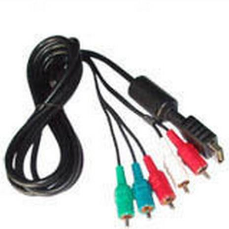PS3 色差端子線/影像色差連接線 PS2AV線 可用 專用副廠 AV色差端子線