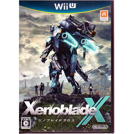 現貨中 Wii U遊戲 異域神劍 X Xenoblade Chronicles X 日文日版