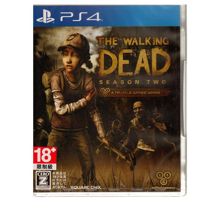 現貨中 PS4遊戲 陰屍路 第二季 The Walking Dead: Season 2 日文日版